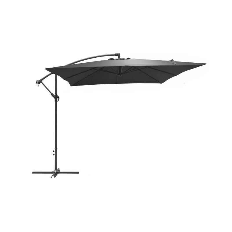 parasol déporté 3x3 PROLOISIRS m conciergeries locatives de france